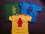 Lego shirts